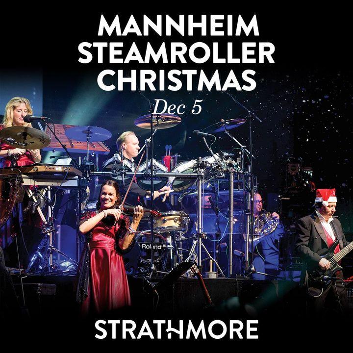 Mannheim steamroller 2020 dates