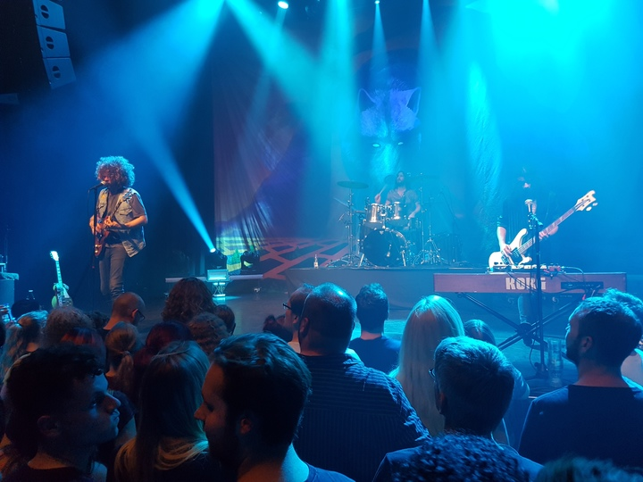 Bandsintown | Wolfmother Tickets - Marquee Theatre, Sep 21, 2018
