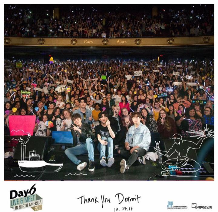 DAY6 Tour Dates 2019 & Concert Tickets | Bandsintown