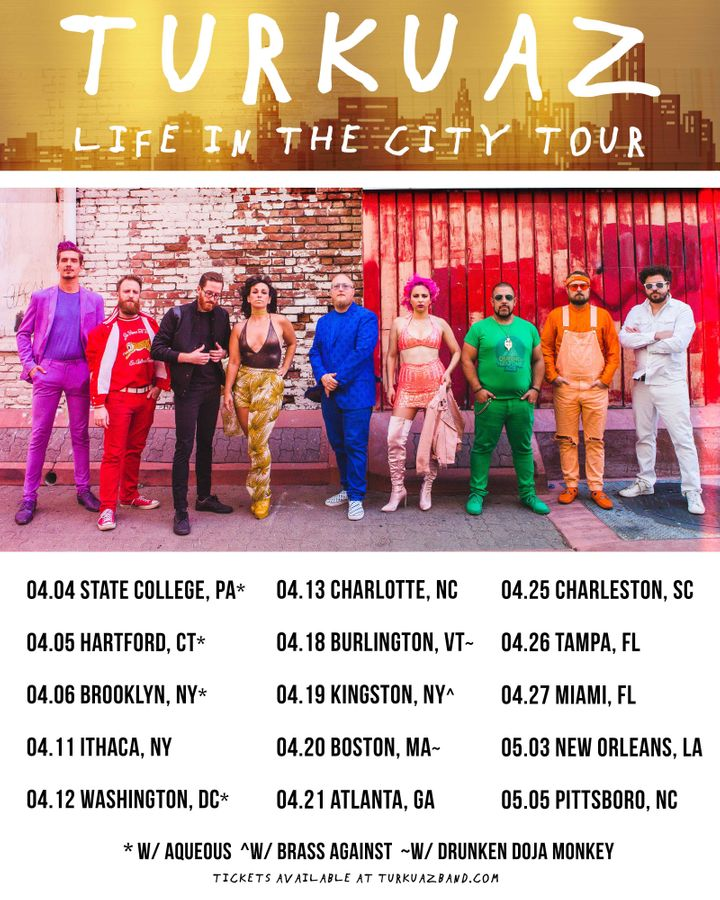 Turkuaz Tour Dates 2019 & Concert Tickets | Bandsintown