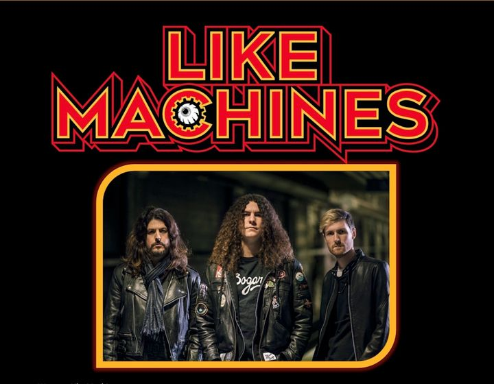 Image result for like machines kaiser