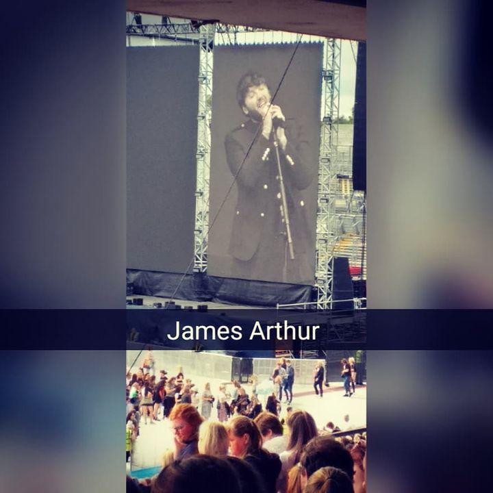 james arthur tour deutschland