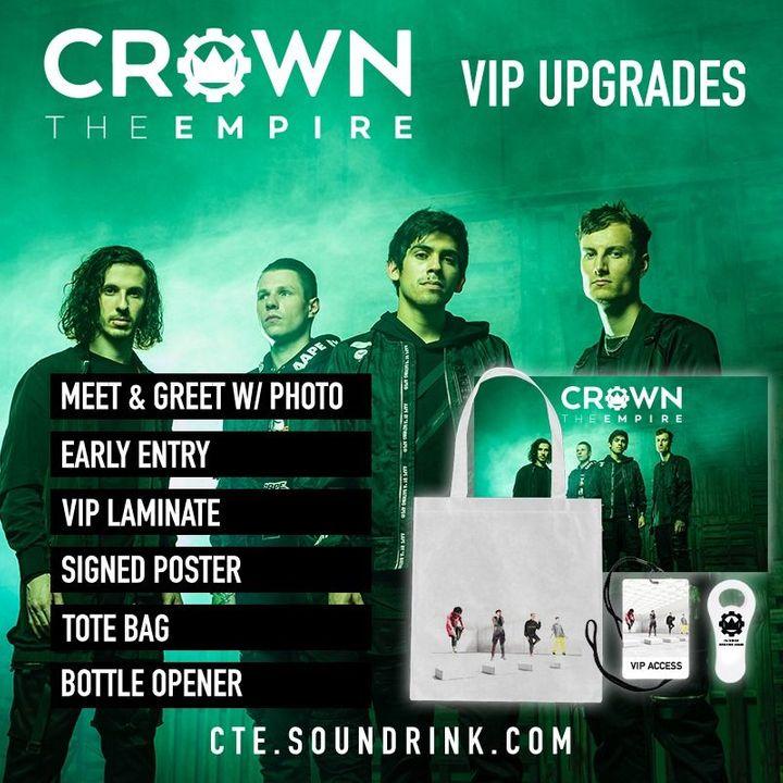 Crown The Empire Tour Dates 2019 & Concert Tickets | Bandsintown