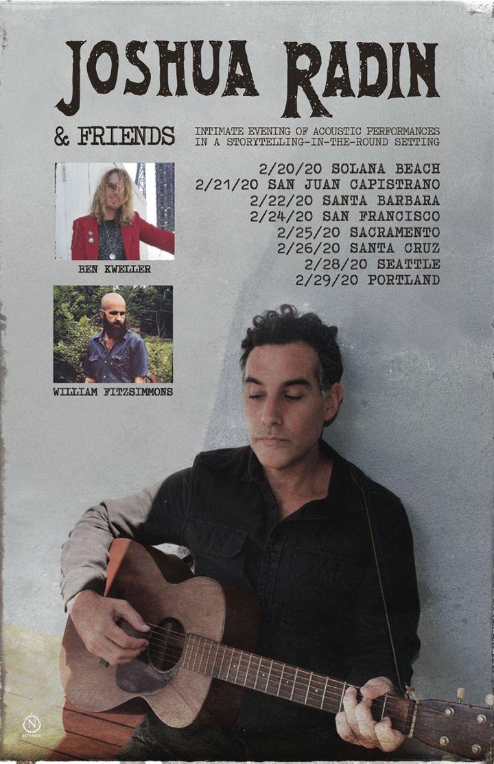 William Fitzsimmons Tour Dates 2019 Amp Concert Tickets