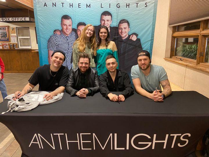 Anthem Lights Tour Dates Concert Tickets Live Streams