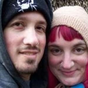 Dawn Miceli and Drew Domkus