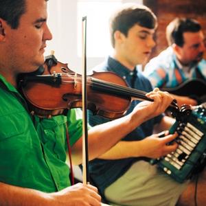Cameron Dupuy and The Cajun Troubadours