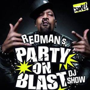 REDMAN's P.O.B. - PARTY ON BLAST