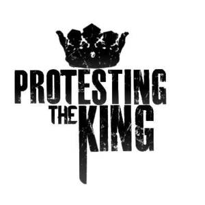 Protesting The King