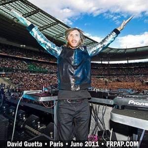 We are david guetta