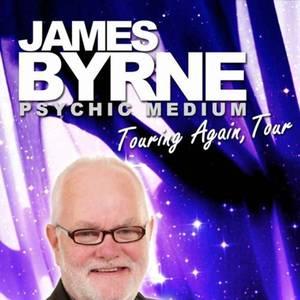 James Byrne Pyschic Medium
