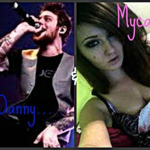 Danny Worsnop & Myca Gardner are amazing and i want to meet them