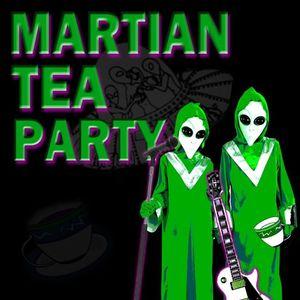 Martian Tea Party