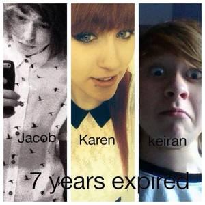 7 Years Expired
