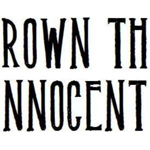 Drown The Innocent