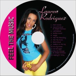 Lauren Rodriguez at Lauren4ever.com & iTunes