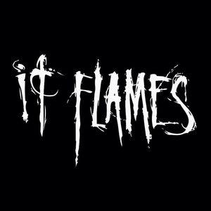 It flames