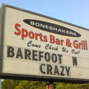 Barefoot N Crazy