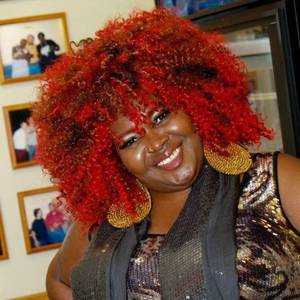 SILKY SOL - THE RED AFRO QUEEN