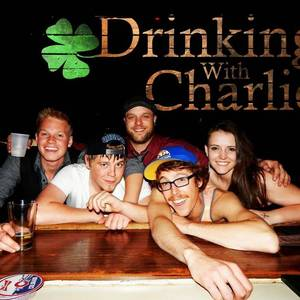 Drinking with Charlie