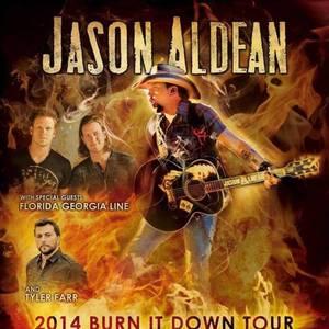 Jason Aldean - 2013 Night Train Tour