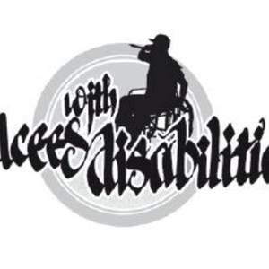DISABILITY + POSITIVITY = CREATIVITY. KRIP HOP NATION. MCS WITH DISABILITYS