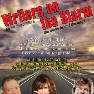 Writers On The Storm: The Tour