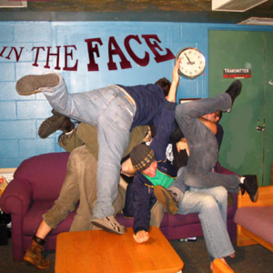 In the Face