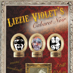 Lizzie Violet's Cabaret Noir
