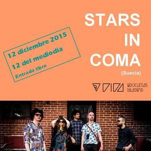 Stars in Coma