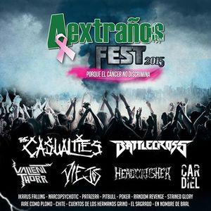 4 Extraños Fest
