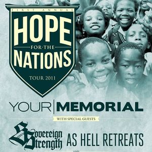 Hope For The Nations Tour
