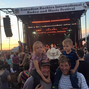 Canadian Rockies International Rodeo and Music Festival