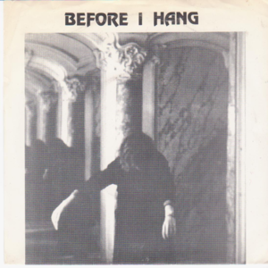 Before I Hang