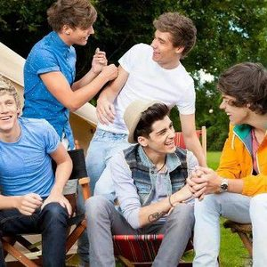 Our Boys, One Direction.