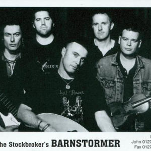Attila the Stockbroker's Barnstormer