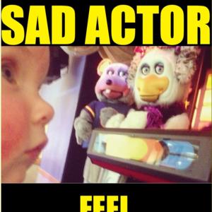 Sad Actor