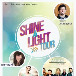 Shine a Light Tour