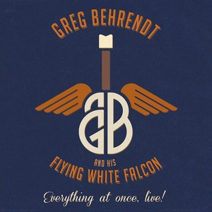 Greg Behrendt And His Flying White Falcon