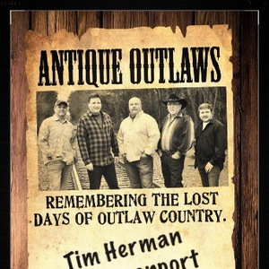 The Antique Outlaws