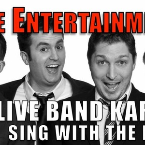 The Entertainment - Live Band Karaoke