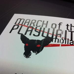 march of the playwrite