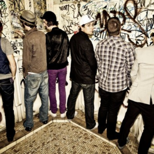 Purple Sneakers DJs
