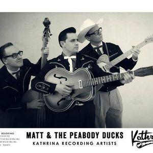 Matt and the Peabody Ducks