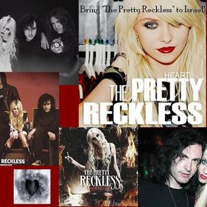 Bring The Pretty Reckless To Israel