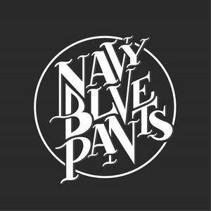 NAVY BLVE PANTS