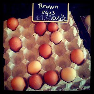 Eggs & Tea