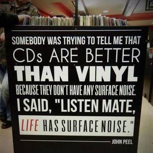 The B-side Vinyl Quartet