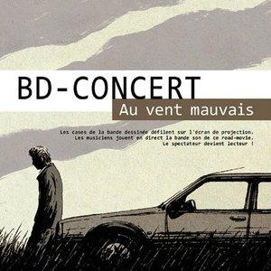 """Bd-Concert . The Hyènes """"Au Vent Mauvais"""""""