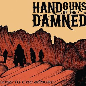 HANDGUNS OF THE DAMNED